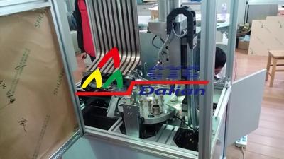 異形螺母及螺釘自動組裝機
